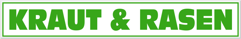 Kraut & Rasen - Der Rasenmacher und Wurzelfräser. Ihr Spezialist für Rasenroboter, Rollrasen, Wurzelfräsen, Baumfällung und Grünpflege aus Bergatreute, bei Ravensburg